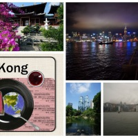 Hong Kong : Début d'un long voyage